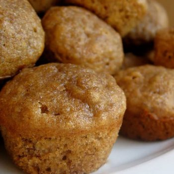 Dr. Krisko banana muffins