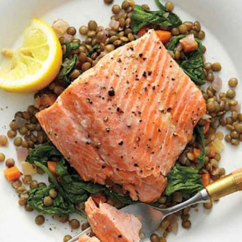 Dr. Krisko wild salmon recipes