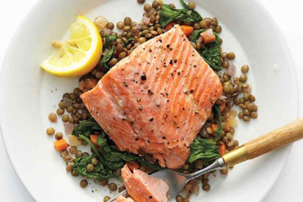 Dr. Krisko wild salmon recipes
